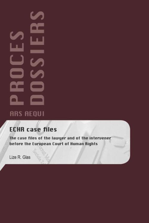 Afbeelding van ECHR case files