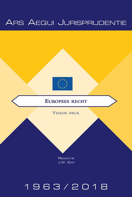 Afbeelding van Jurisprudentie Europees recht 1963-2018