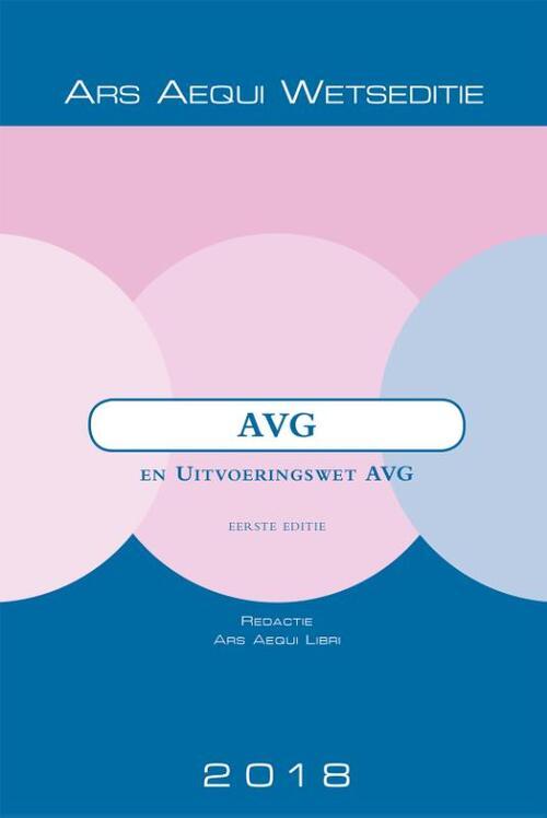 Afbeelding van AVG & uitvoeringswet AVG 2018