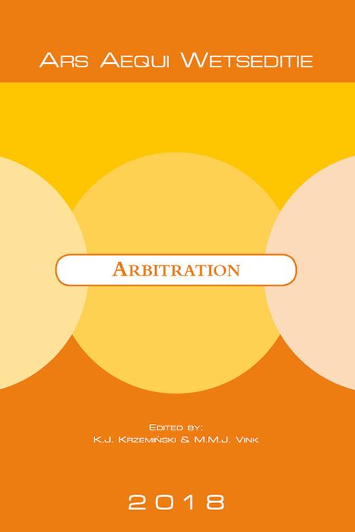 Afbeelding van Arbitration 2018