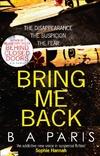Bring Me Back-B.A. Paris