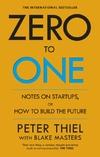 Zero to One-Peter Thiel