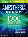 Anesthesia Review-Sheri M. Berg