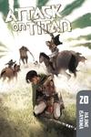 Attack on Titan 20-Hajime Isayama