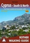 Cyprus South & North (Zypern · Süd & Nord - englische Ausgabe)-Rolf Goetz