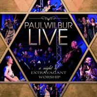 A Night Of Extravagant Worship (Live)-Paul Wilbur-CD