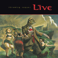 Throwing Copper-Live-CD