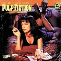 Pulp Fiction (180GR+Download)-Original Soundtrack-LP