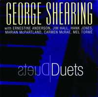 Duets-George Shearing-CD