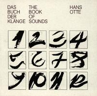 Book Of Sounds-Hans Otte-CD