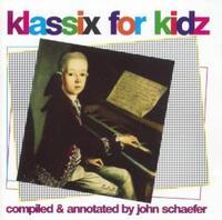 Klassix For Kids--CD