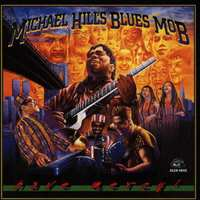 Have Mercy!-Michael -Blues Mob- Hill-CD