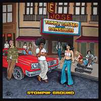 Stompin' Ground-Tommy Castro & Painkille-CD