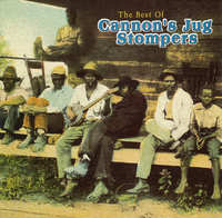 Best Of-Cannon's Jug Stompers-CD