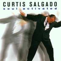 Soul Activated-Curtis Salgado-CD