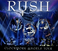 Clockwork Angels Tour(Live)-Rush-CD
