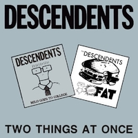Two Things At Once-Descendents-CD