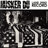 Land Speed Record-Husker Du-LP