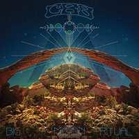 Big Moon Ritual-Chris -Brotherhood- Robinson-LP