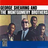 With The Montgomery Broth-George Shearing-CD
