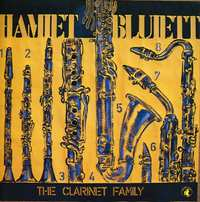The Clarinet Family (CD)-Hamiet Bluiett-CD