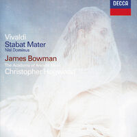 Stabat Mater/Nisi Dominus/Concerto-Academy Of Ancient Mus, James Bowman-CD