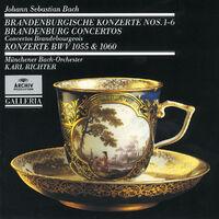 Brandenburg Concertos Nos.1-6/Conce-Munchener Bach-Orchestra-CD