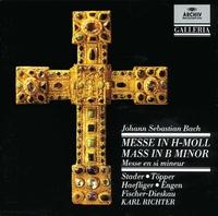 Mass 232-Fischer-Dieskau, Stader, Topper-CD