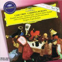 Carmina Burana (Complete)-Fischer-Dieskau, Janowitz, Stolze-CD