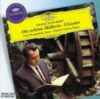 Schone Mullerin(Complete)/Lieder-Fritz Wunderlich, Hubert Giesen-CD