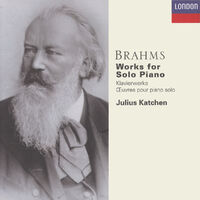 Complete Piano Works-Julius Katchen-CD