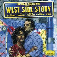 West Side Story-Carreras, Ollmann, Te Kanawa, Troyanos-CD