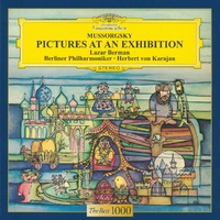 Pictures At An Exhibition-Lazar Berman-CD