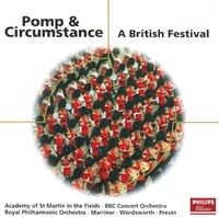 Pomp & Circumstance-A British Festi-Marriner, Previn, Wordsworth-CD