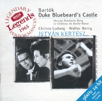 Bluebeard's Castle(Complete)-Christa Ludwig, Walter Berry-CD