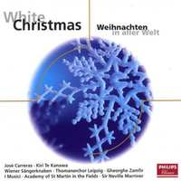 White Christmas-I Musici, Thomanerchor, Zamfir-CD