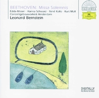 Missa Solemnis(Complete)-Kollo, Moll, Moser, Radiokoor, Schwarz-CD