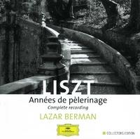 Annees De Pelerinage-Lazar Berman-CD
