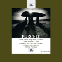 Purcell - Dido And Aeneas/ King Arthur/ Dioclesian / Timon Of Athens / 3 Odes (5 CD)-The English Concert, Trevor Pinnock-CD