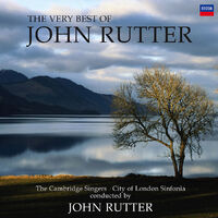The Very Best Of John Rutter-John Rutter-CD