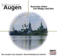 Schwarze Augen - Russische Chore Vo-Don Kosaken Chor Russland-CD