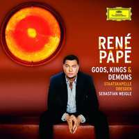 Gods,Kings & Demons (Opera Arias)-Charles Gounod, Rene Pape-CD