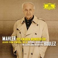 Des Knaben Wunderhorn & Adagio From-Christian Gerhaher, Magdalena Kozena-CD