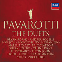 The Duets-Luciano Pavarotti-CD