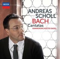 Bach Cantatas-Andreas Scholl-CD