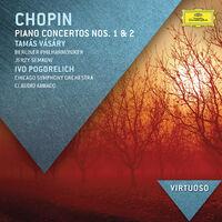 Piano Concertos Nos.1 & 2 Virtuoso-Abbado, Ivo Pogorelich, Tamas Vasary-CD