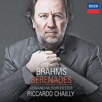 Brahms - Serenades - Chailly CD-Riccardo Chailly-CD