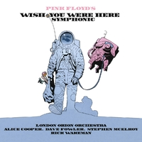 Pink Floyd's Wish You Were Here Sym-The London Orion Orchestra-CD