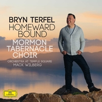 Terfel & Mormon Tabernacle Choir-Bryn Terfel, Mormon Tabernacle Choir-CD