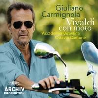 Vivaldi Con Moto Violin Concertos-Giuliano Carmignola-CD